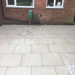 Patio Paving Whitchurch, Shropshire
